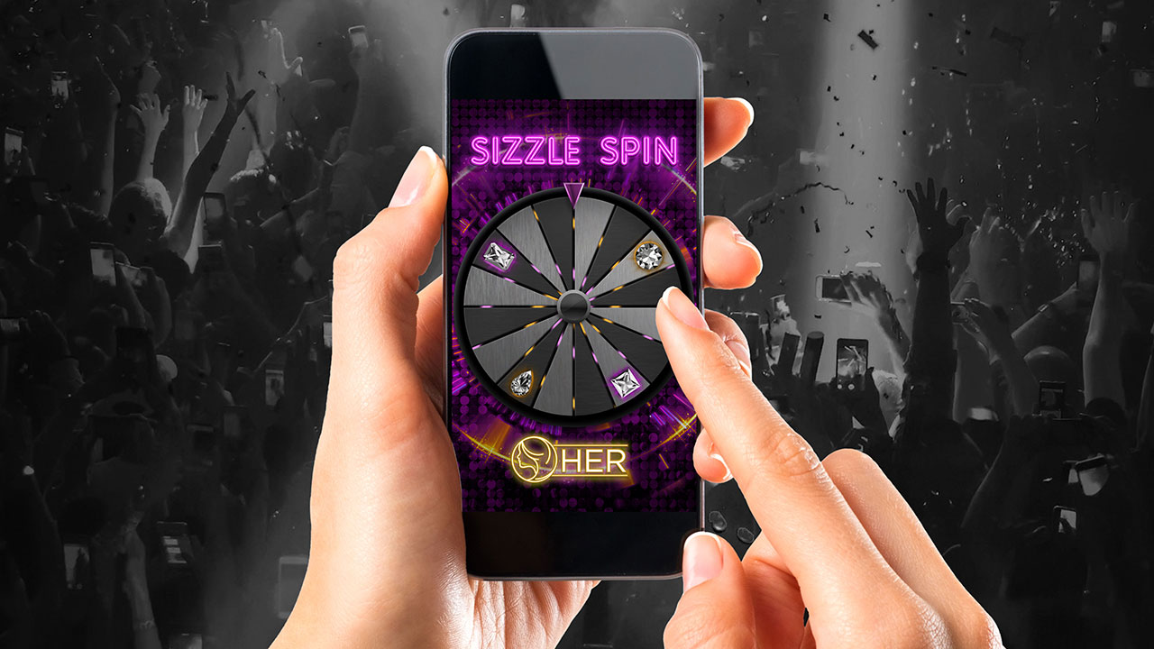 Sizzle Spin Delivers Prizes And Offers In Exciting New Ways!