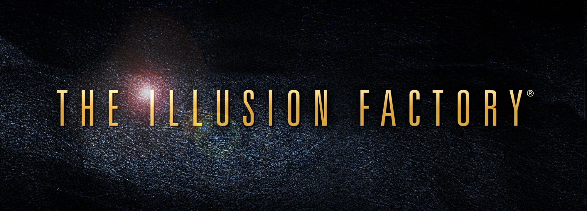 The Illusion Factory Logo