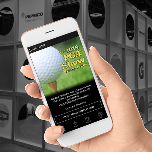 Sizzle Spin was featured at the 2019 PGA Merchandise Show Sweepstakes