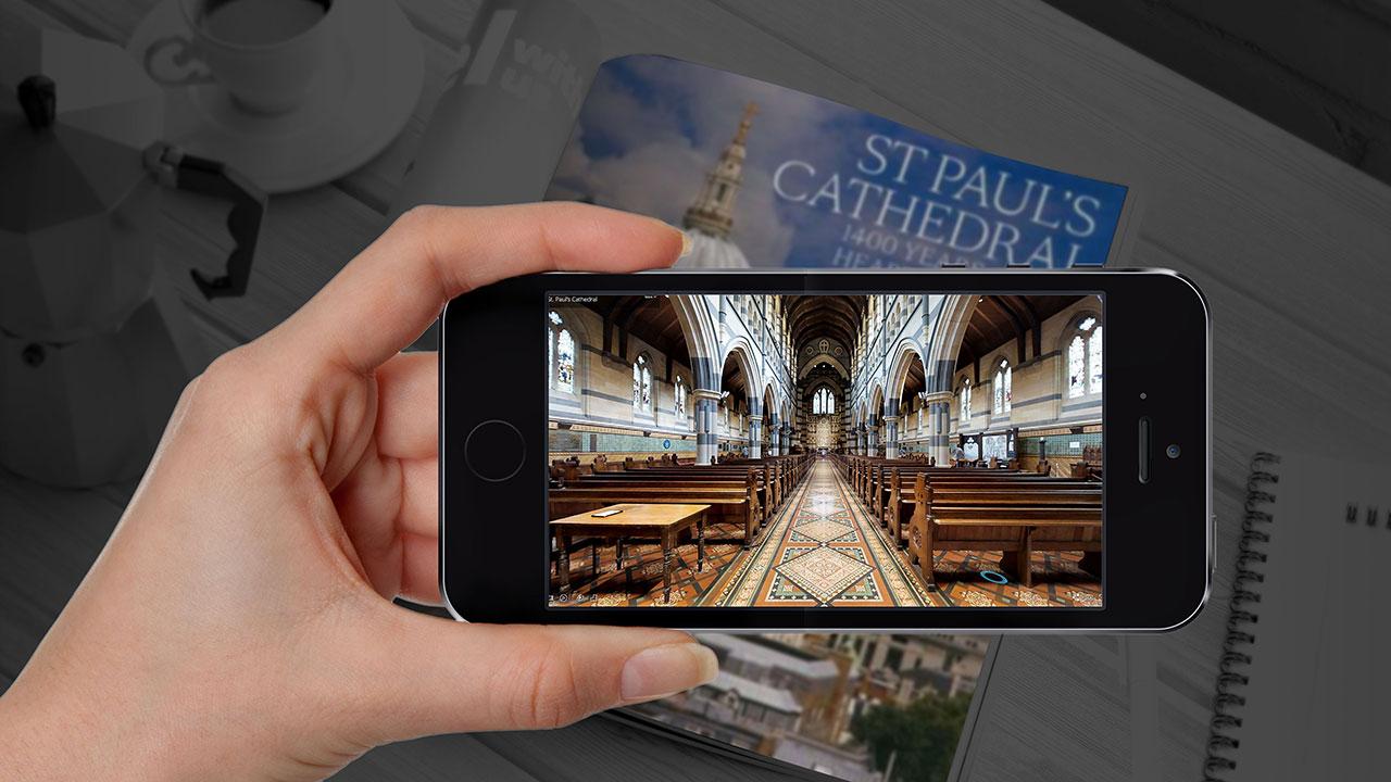 Sizzle Delivers Tourism Using 360º Virtual Experiences