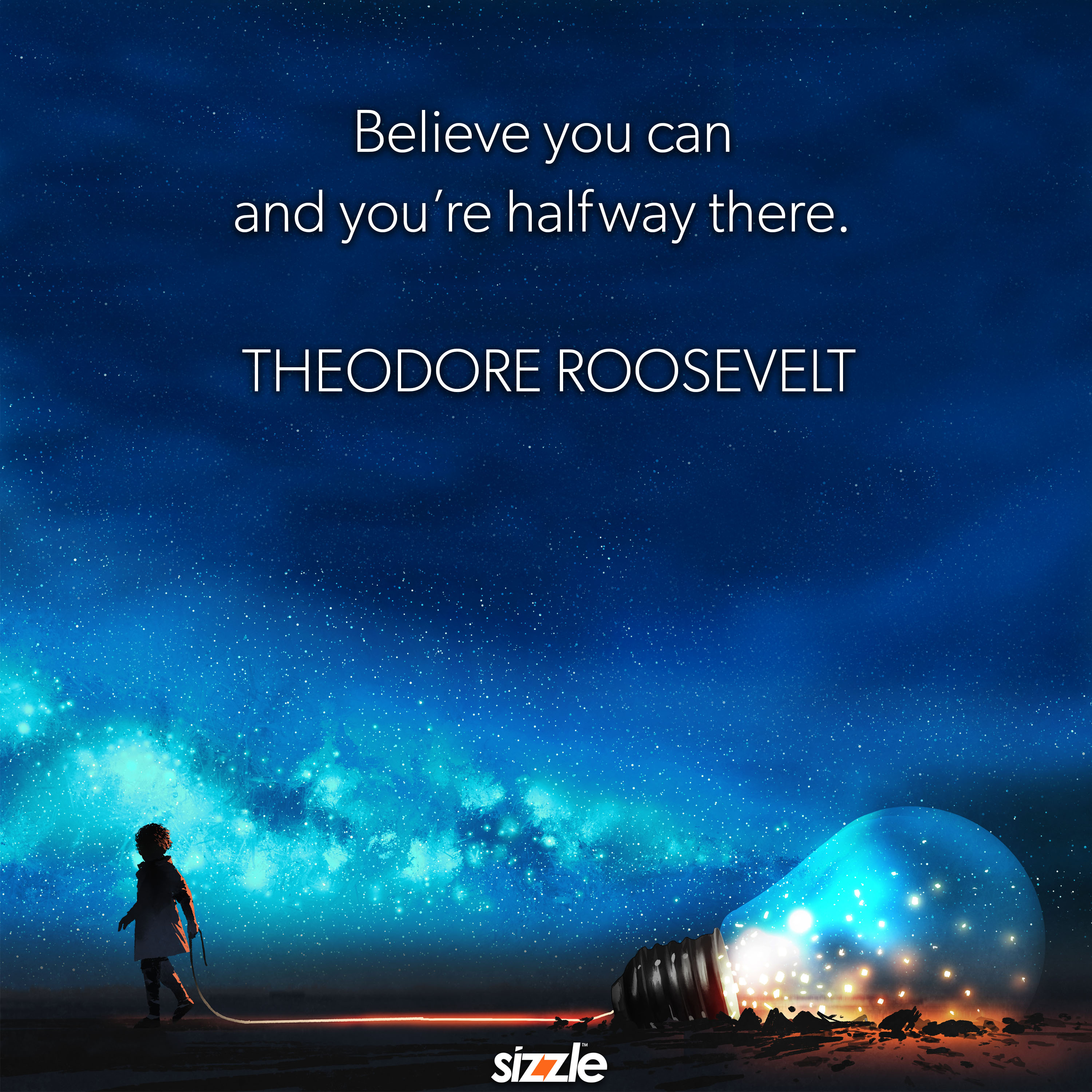 Theodore Roosevelt Food For Thought