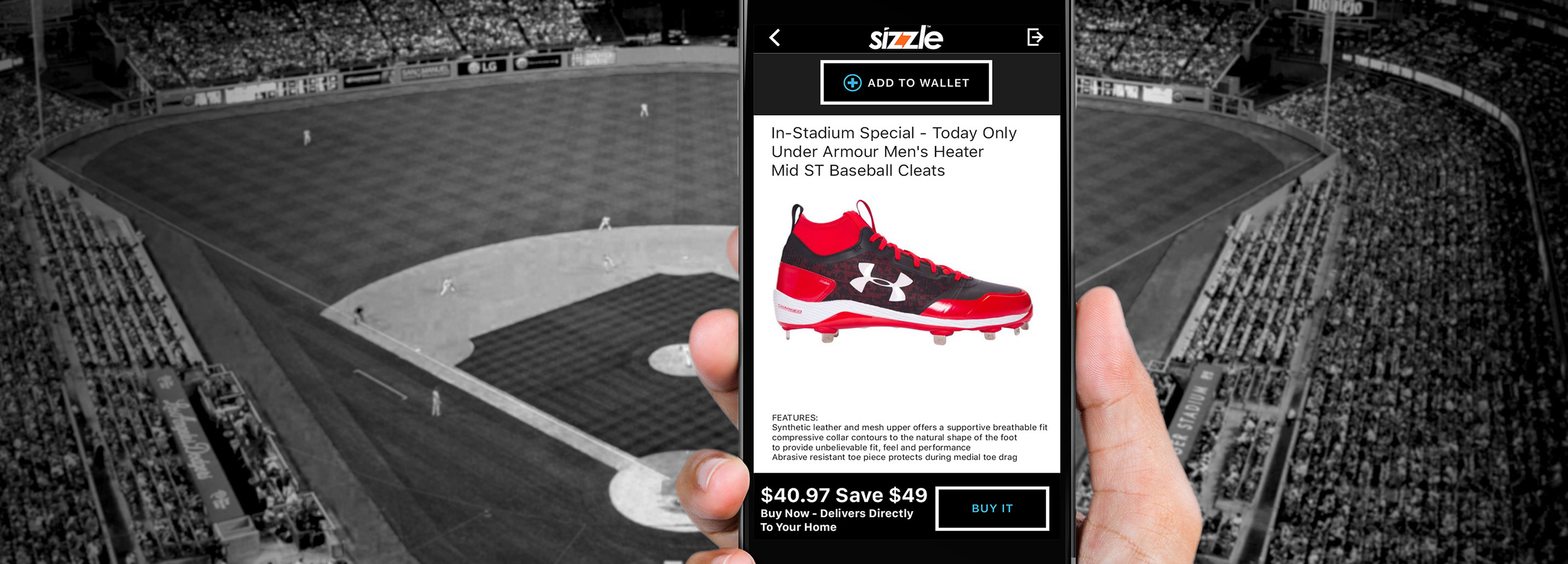 Sizzle Uses GPS To Trigger GeoSpecific Deals